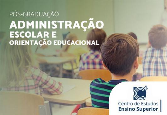 Administração Escolar e Orientação Educacional