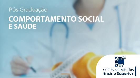 Comportamento Social e Saúde