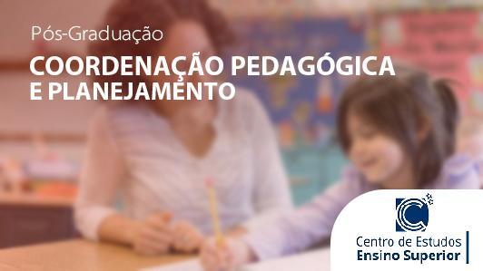 Coordenação Pedagógica e Planejamento