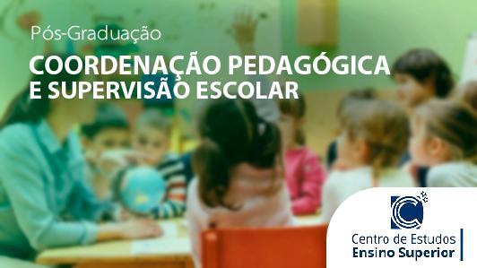 Coordenação Pedagógica e Supervisão Escolar