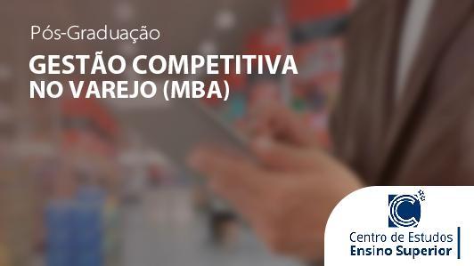 MBA em Gestão Competitiva no Varejo