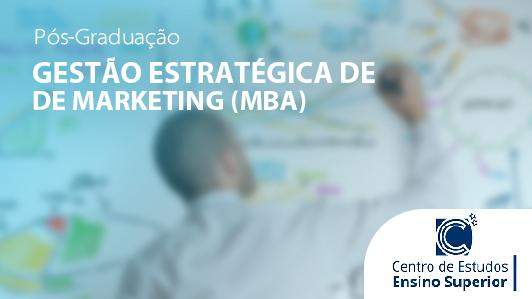 Gestão Estratégica de Marketing (MBA)