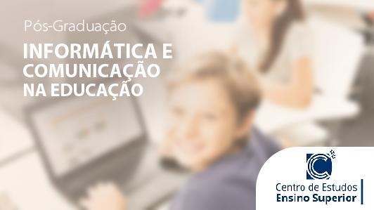 Informática E Comunicação Na Educação