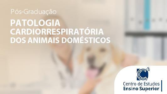Patologia Cardiorrespiratória dos Animais Domésticos