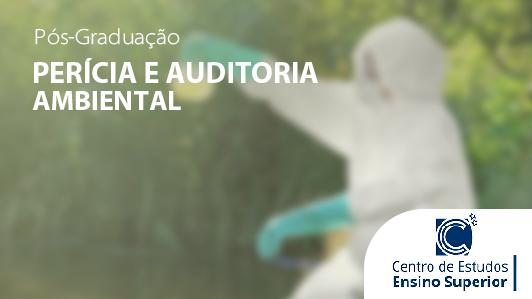 Perícia e Auditoria Ambiental
