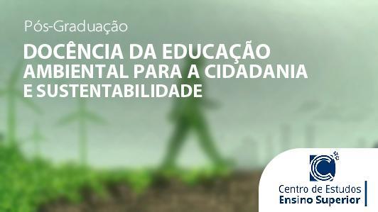 Docência da Educação Ambiental para a Cidadania e Sustentabilidade