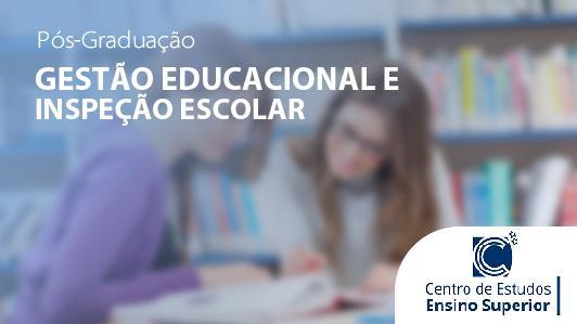 Gestão Educacional e Inspeção Escolar