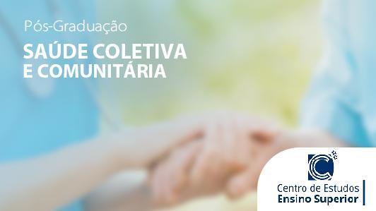 Saúde Coletiva e Comunitária