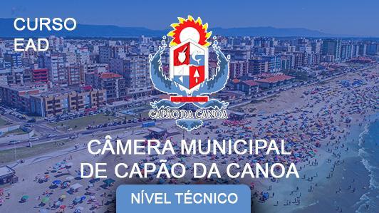 Câmara Municipal De Capão Da Canoa Nível Técnico
