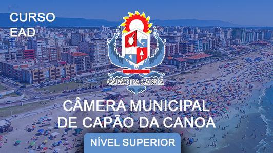 Câmara Municipal De Capão Da Canoa Nível Superior Diversos Cargos