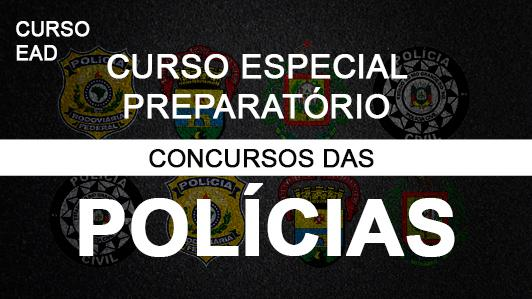 Carreiras Policiais Policias 3 em 1