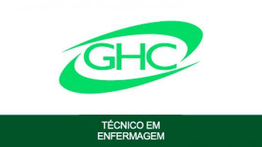 Grupo Hospitalar Conceição Ghc  Técnico Enf Neo / Obstetrícia -específicas