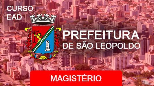 Prefeitura Municipal De São Leopoldo Professor