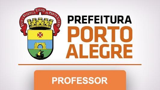 Prefeitura De Porto Alegre Professor
