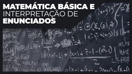 Matemática Básica E Interpretação De Enunciados