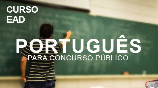 Módulo de Português para Concurso