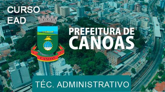 Prefeitura De Canoas Técnico Administrativo