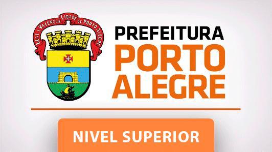 Prefeitura de Porto Alegre Nivel Superior