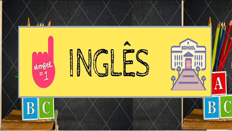 Inglês Eja Etapa 2