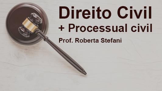 Direito Civil+ Processual Civil